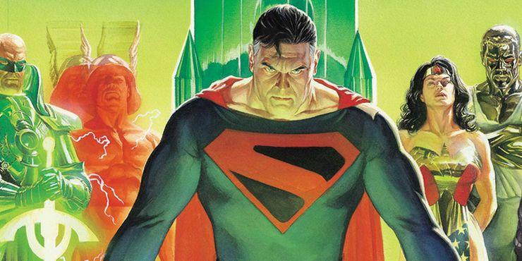 kingdom come banner - Los 10 mejores escritores de Superman de todos los tiempos
