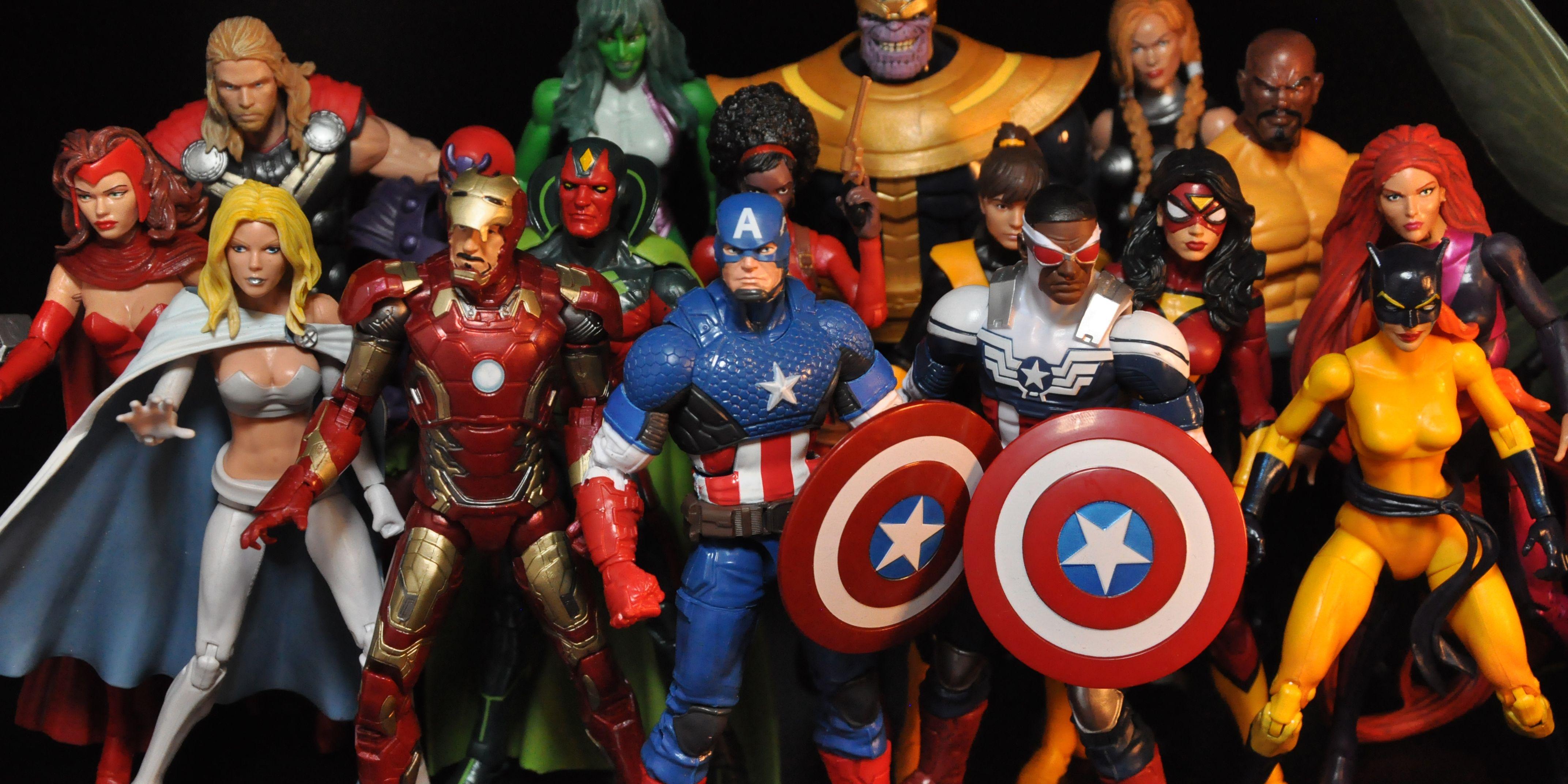 The 21 Best Marvel Legends Figures Cbr