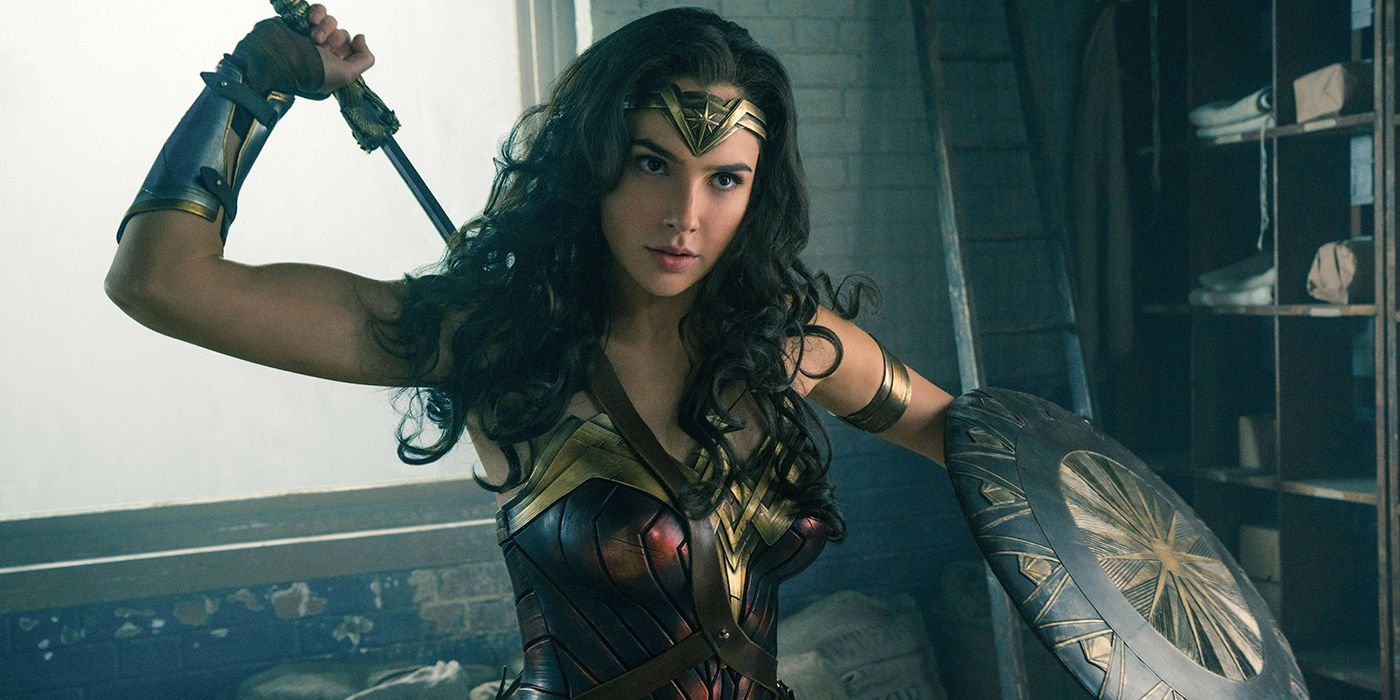 Gal Gadot Recalls Trying on Wonder Woman Costume For First Time