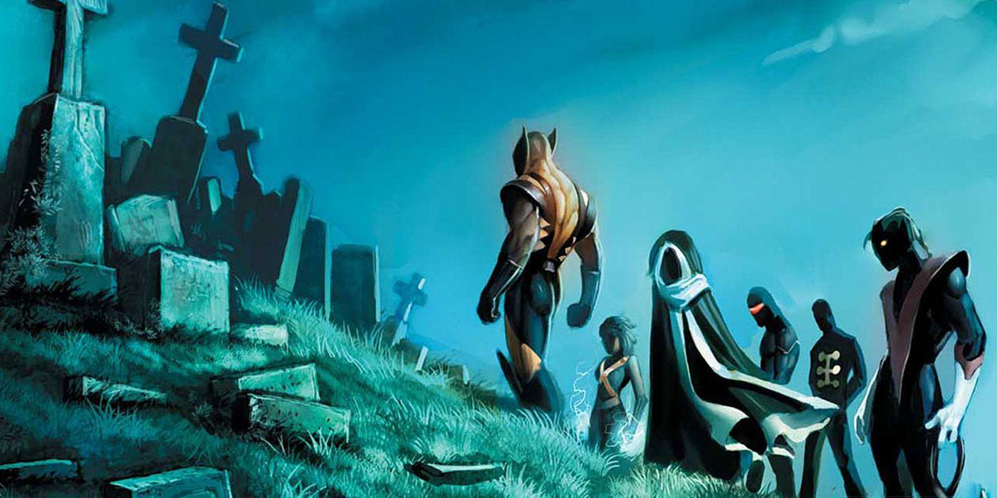 Image result for Dead X-Men