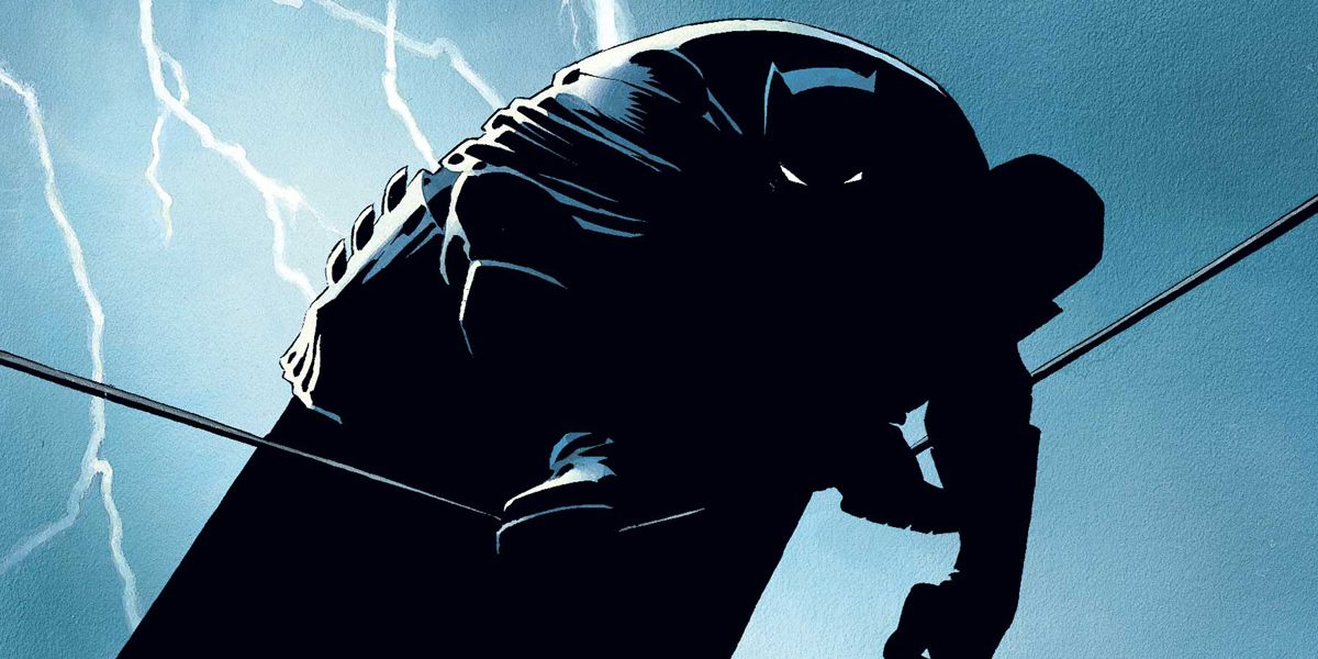 Frank Miller's Advice For Batman Movie: 'Lose the Toys' | CBR