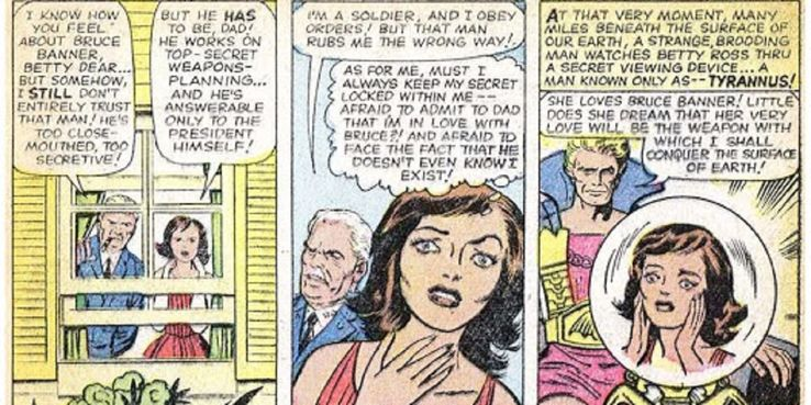15 Solid-Gold Women From Marvel's Silver Age   CBR