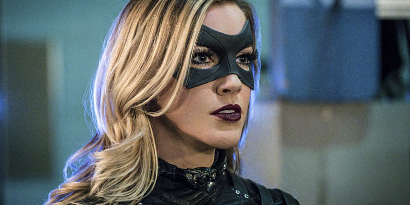 Arrow's Amell Calls Black Canary 'Most Important Feature' of Green Arrow