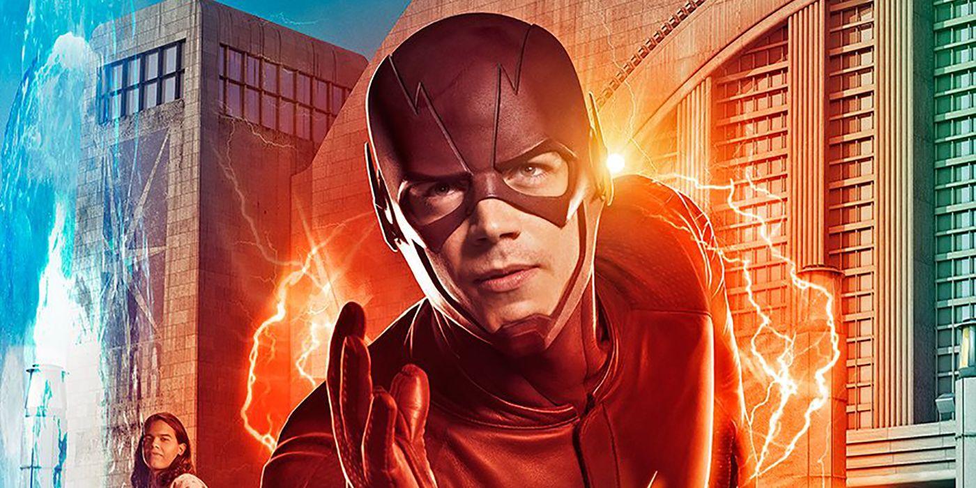 Flash Photo Reveals Arrowverse's Post-Crisis Timeline | CBR