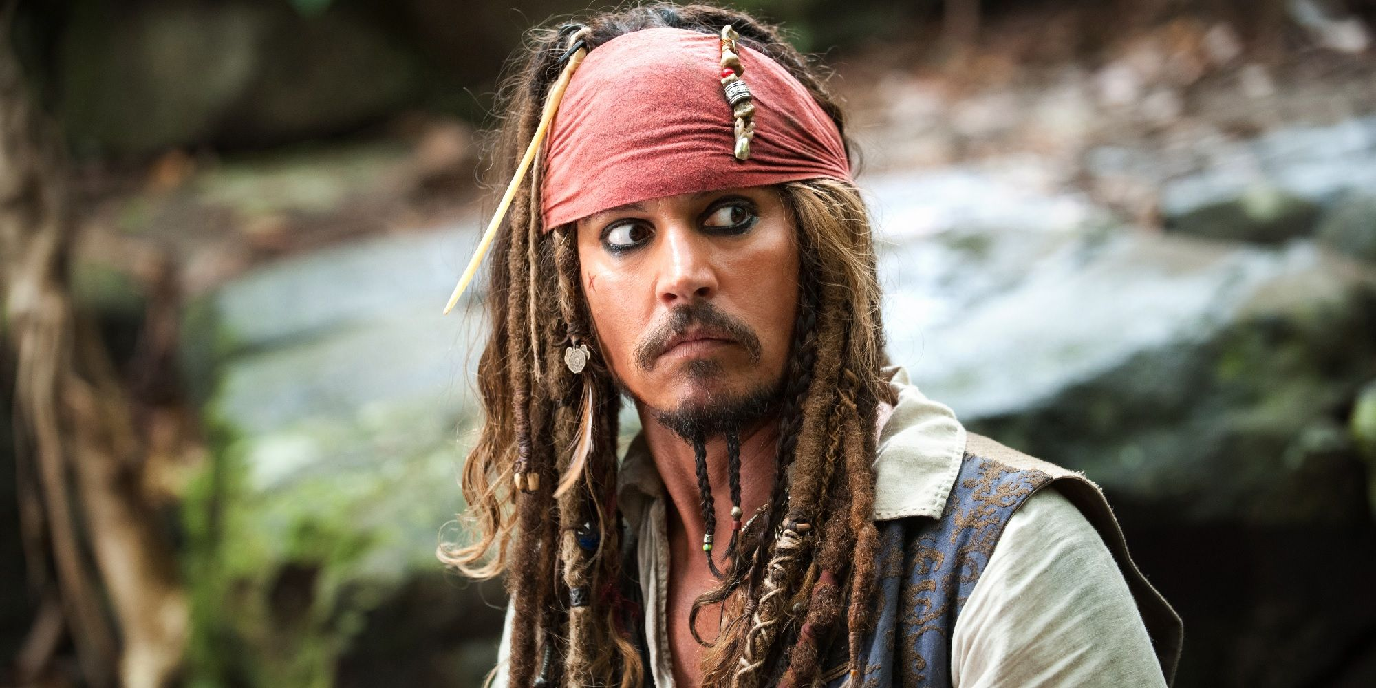 Jonny Depp's Jack Sparrow Scared Disney Execs 'to Death' When They First Saw Him