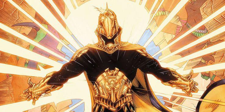 Helmet of Fate - Veinte armas DC que podrían herir o matar a Superman