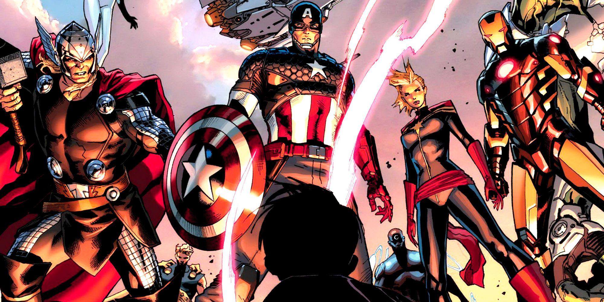 MARVEL/'s Grim Reaper-Marvel universe Avengers Infinite Series Eric Williams