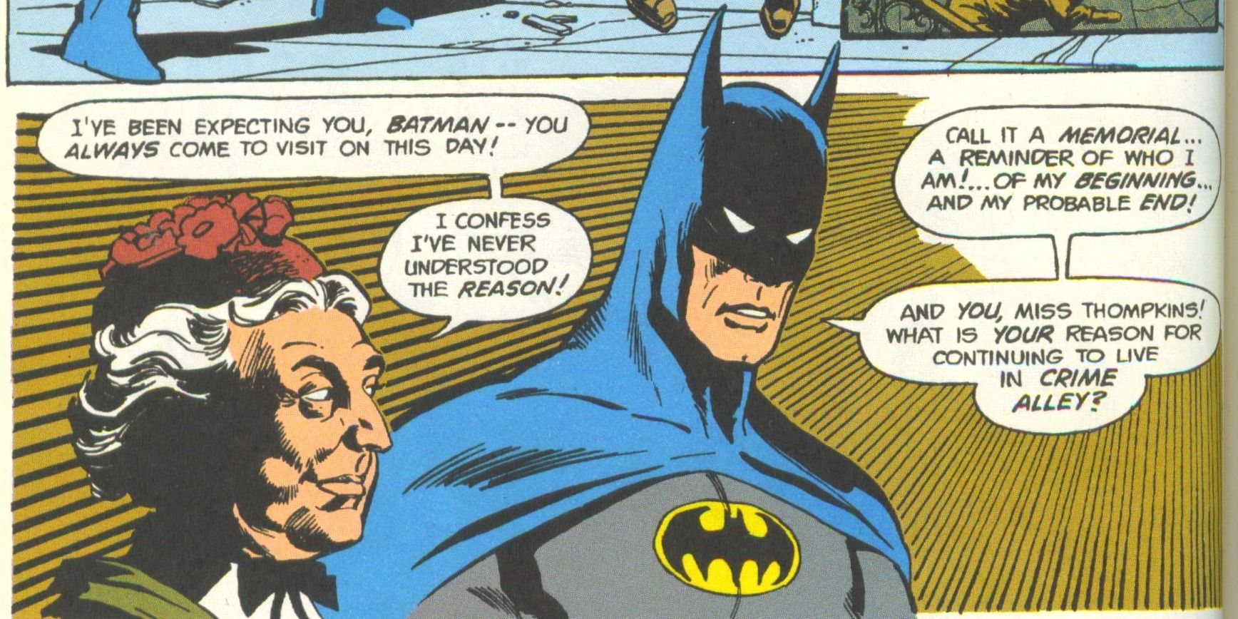 Becoming the Bat: The History of Batman's Many Origins | CBR