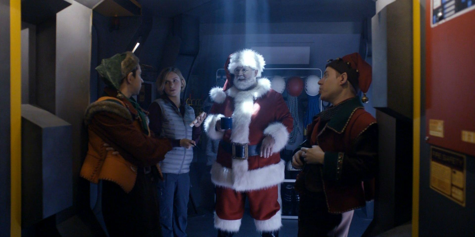 Doctor Who Last Christmas.All 12 Doctor Who Christmas Specials Ranked Cbr