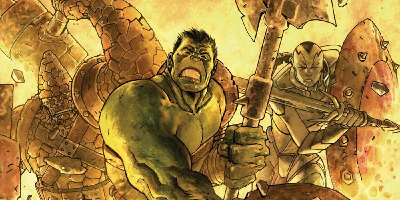 Planet Hulk: 15 Reasons It Is The Most Incredible Hulk Story