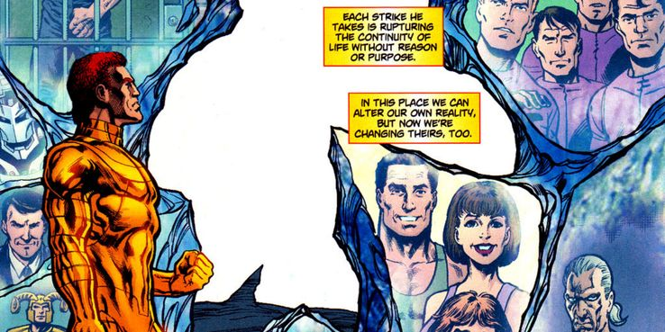 16 Comic Book Characters Who Broke the Fourth Wall | CBR