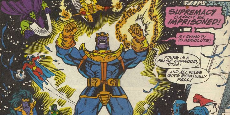 16 Superheroes (And Villains) Who Used The Infinity Gauntlet