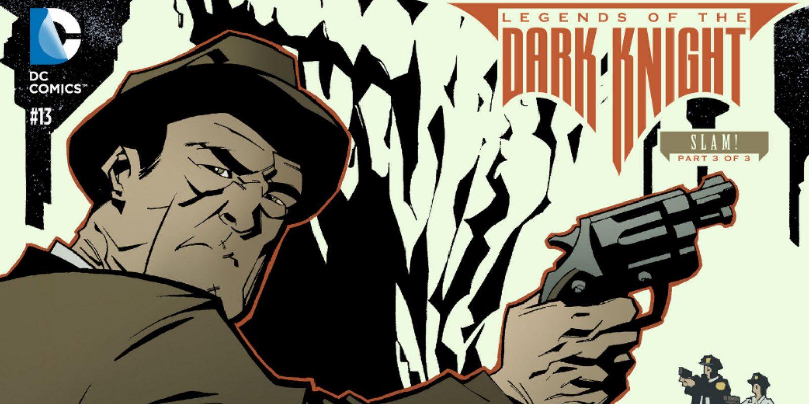 Batwoman: Who Is Slam Bradley? | CBR