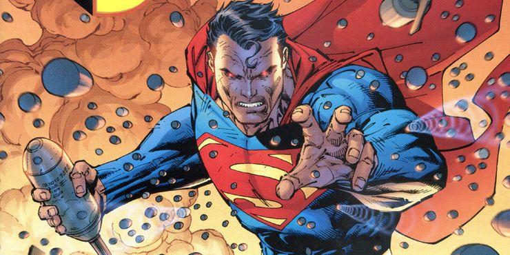 Superman 205 Jim Lee - 10 Decisiones morales cuestionables que Superman ha tomado en los cómics