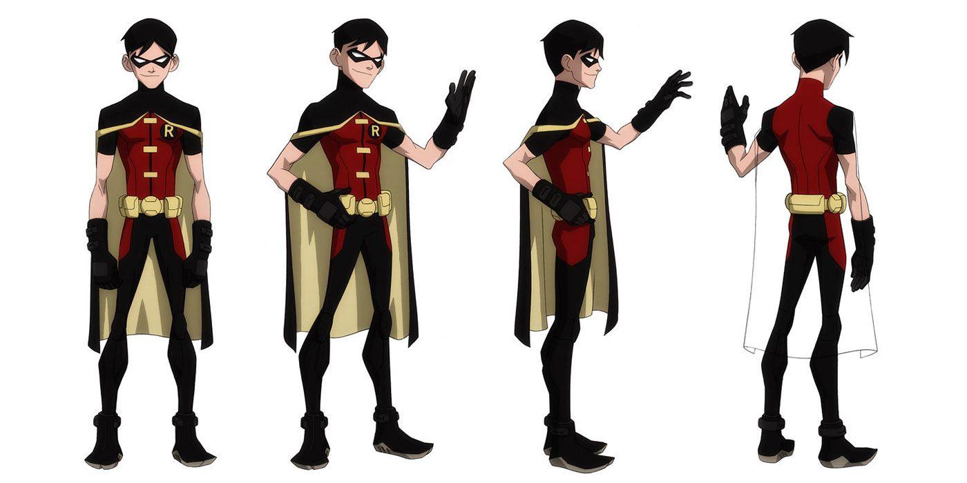 15 Unique Superhero Designs In Cartoons Cbr