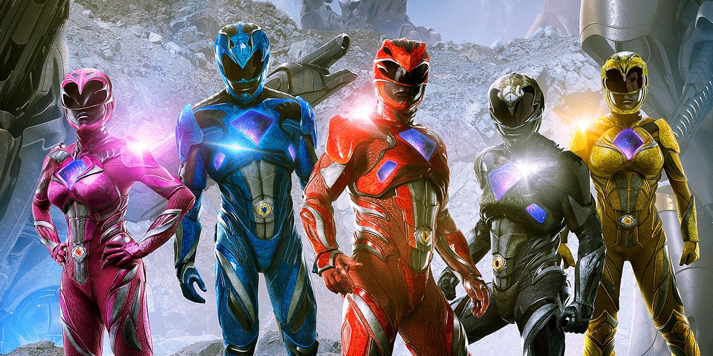 Power Rangers Reboot In Talks With End of the F***ing World Creator