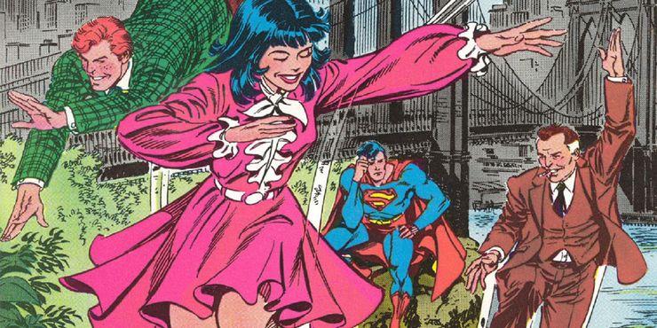 superman 407 - Las 15 bromas más locas que Mr. Mxyzptlk le ha hecho a Superman
