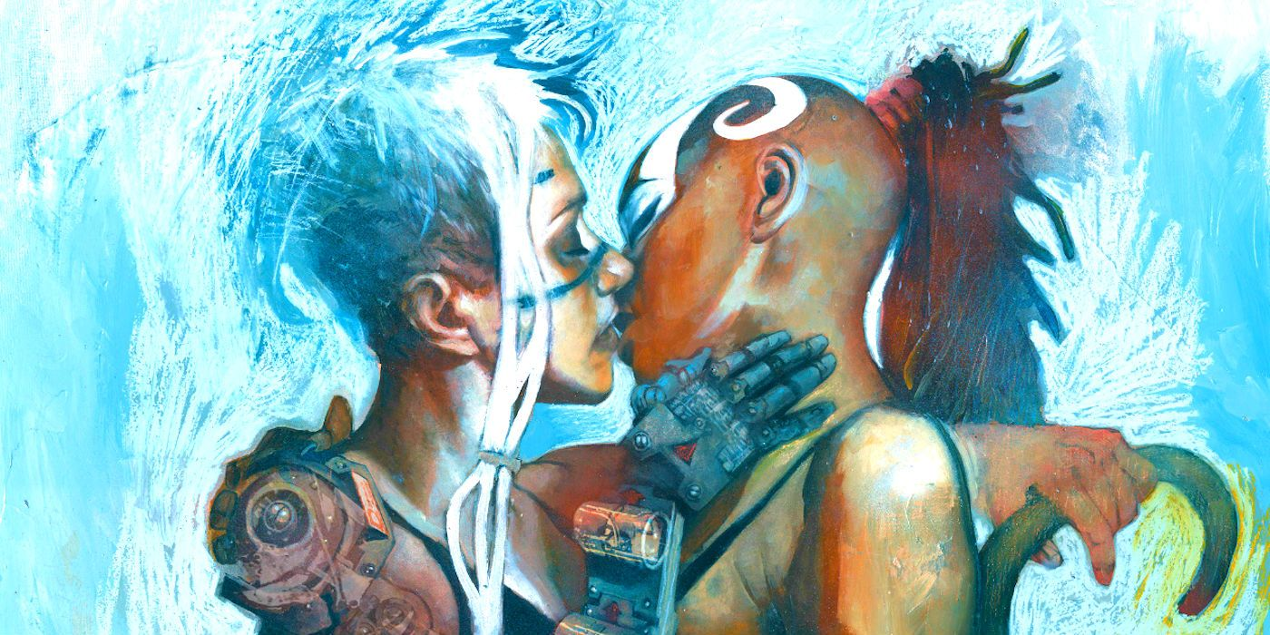 The Best Cyberpunk Comics Ever | CBR