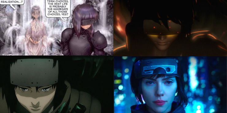 Ghost In The Shell 15 Reasons Why It S Better Than The Original Anime