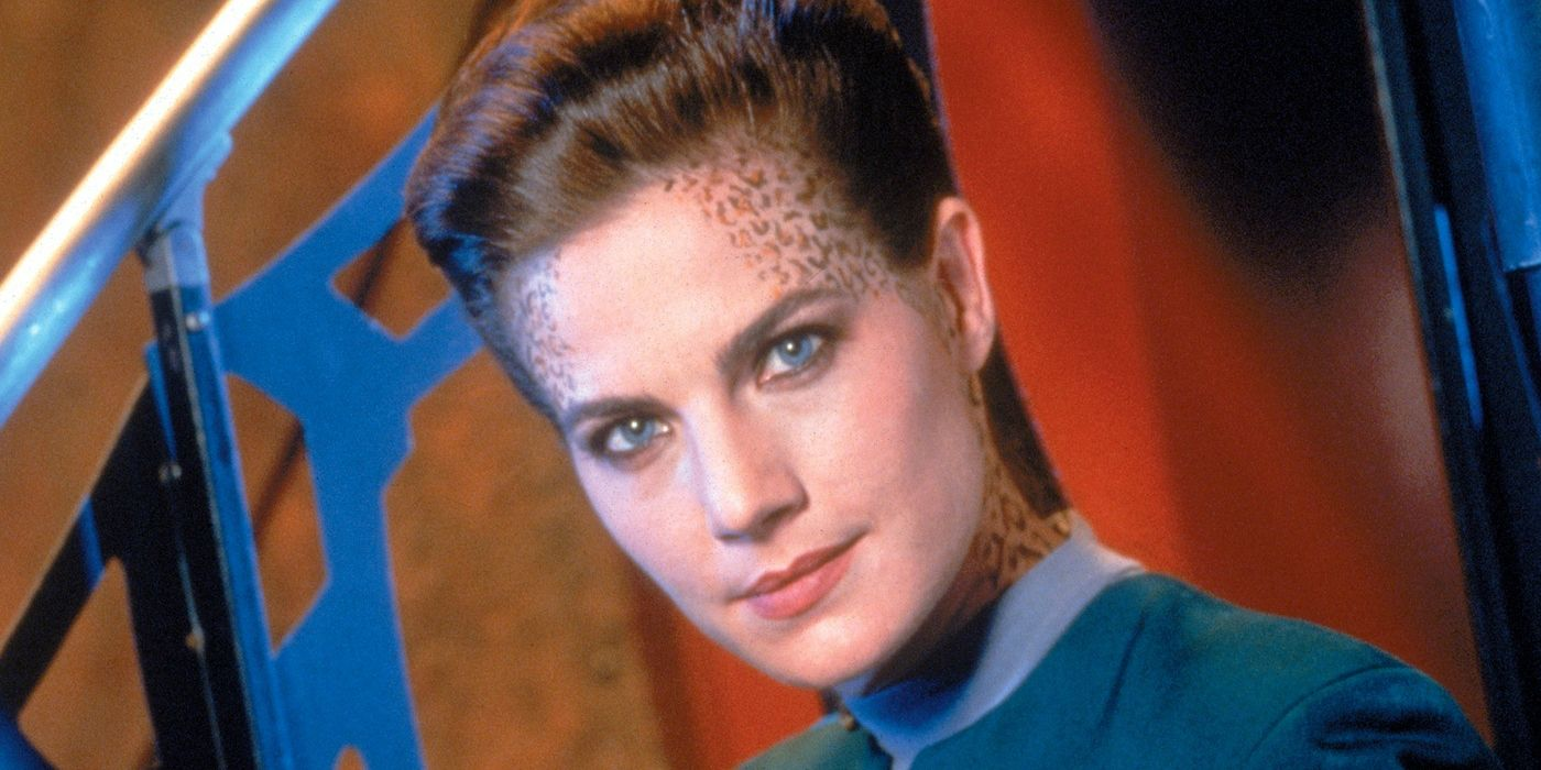 Star Trek: Deep Space Nine: Jadzia Dax's Pansexuality Confirmed