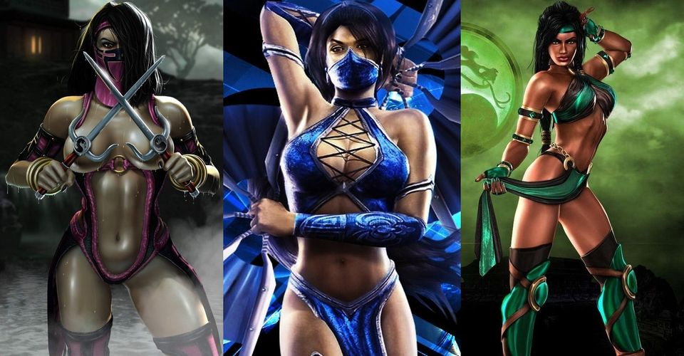 The Best Female Fighters In Mortal Kombat Cbr