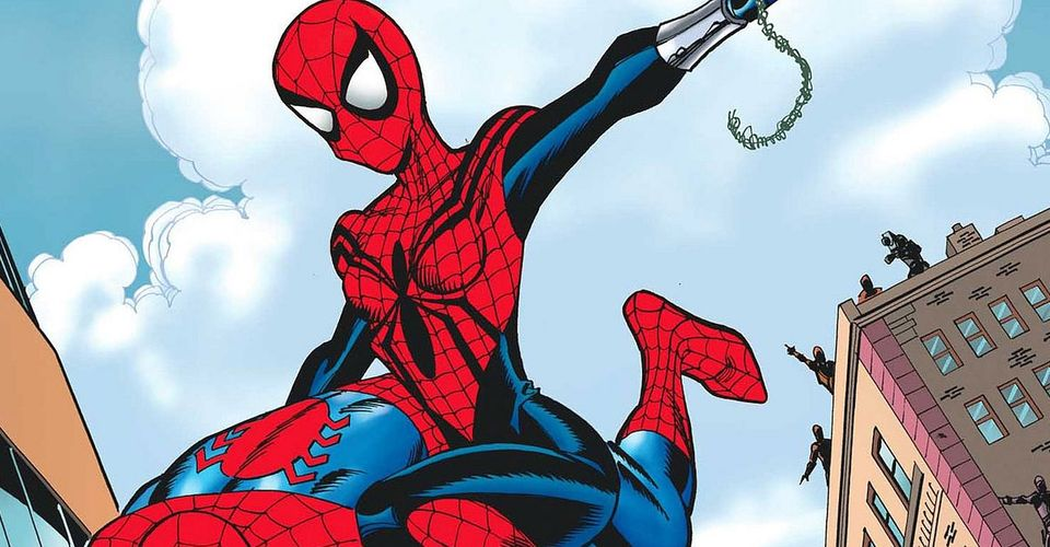 Spider-Girl: Who is the Daughter of Spider-Man?   CBR