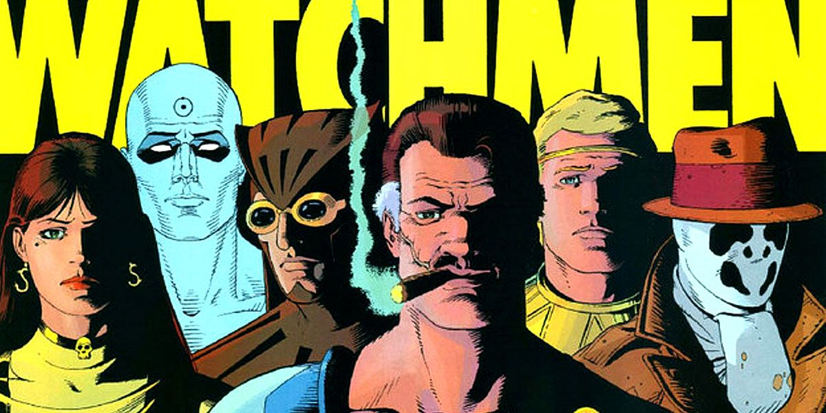 Florida Prisons Ban Watchmen, How To Draw Comics the Marvel Way