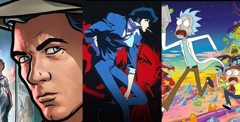 For Mature Audiences: 16 Adult Cartoons You NEED To Watch | CBR