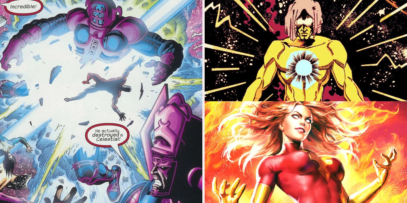 15 Marvel Characters Who Could OBLITERATE The Celestials | CBR