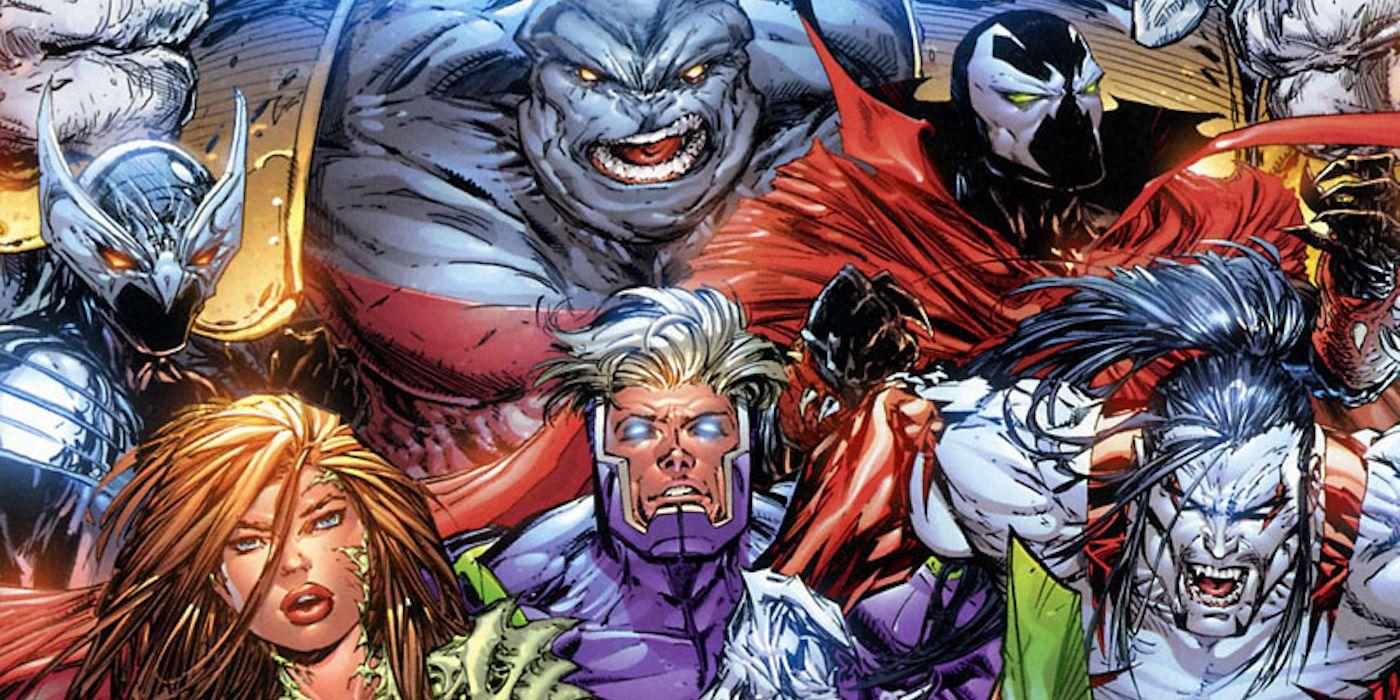 Image Comics is United 100% Dead, According to Rob Liefeld | CBR