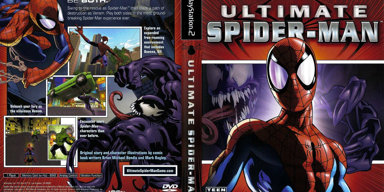 15 Best-Ever Superhero Games For The Playstation 2 | CBR