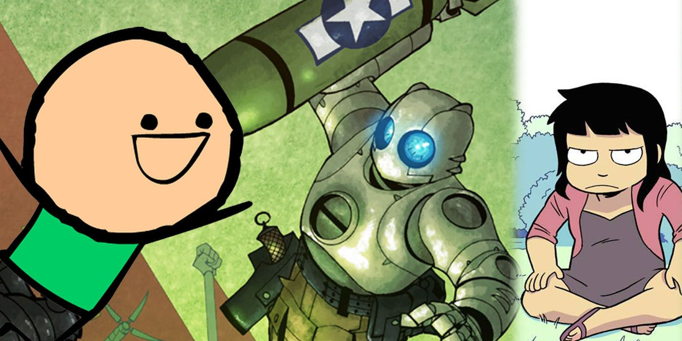 15 Webcomics You NEED To Be Reading | CBR