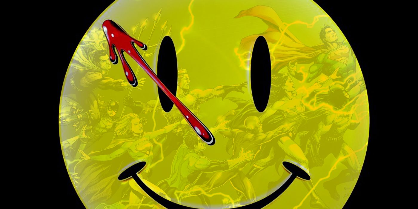 The Button and Watchmen: Just Because DC Can Doesn't Mean It Should