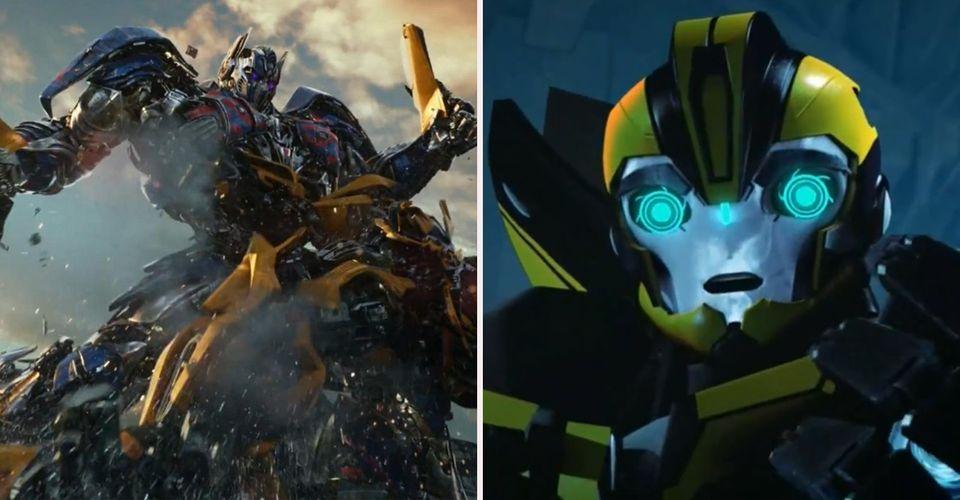 Optimus Prime Transformers 4 Face