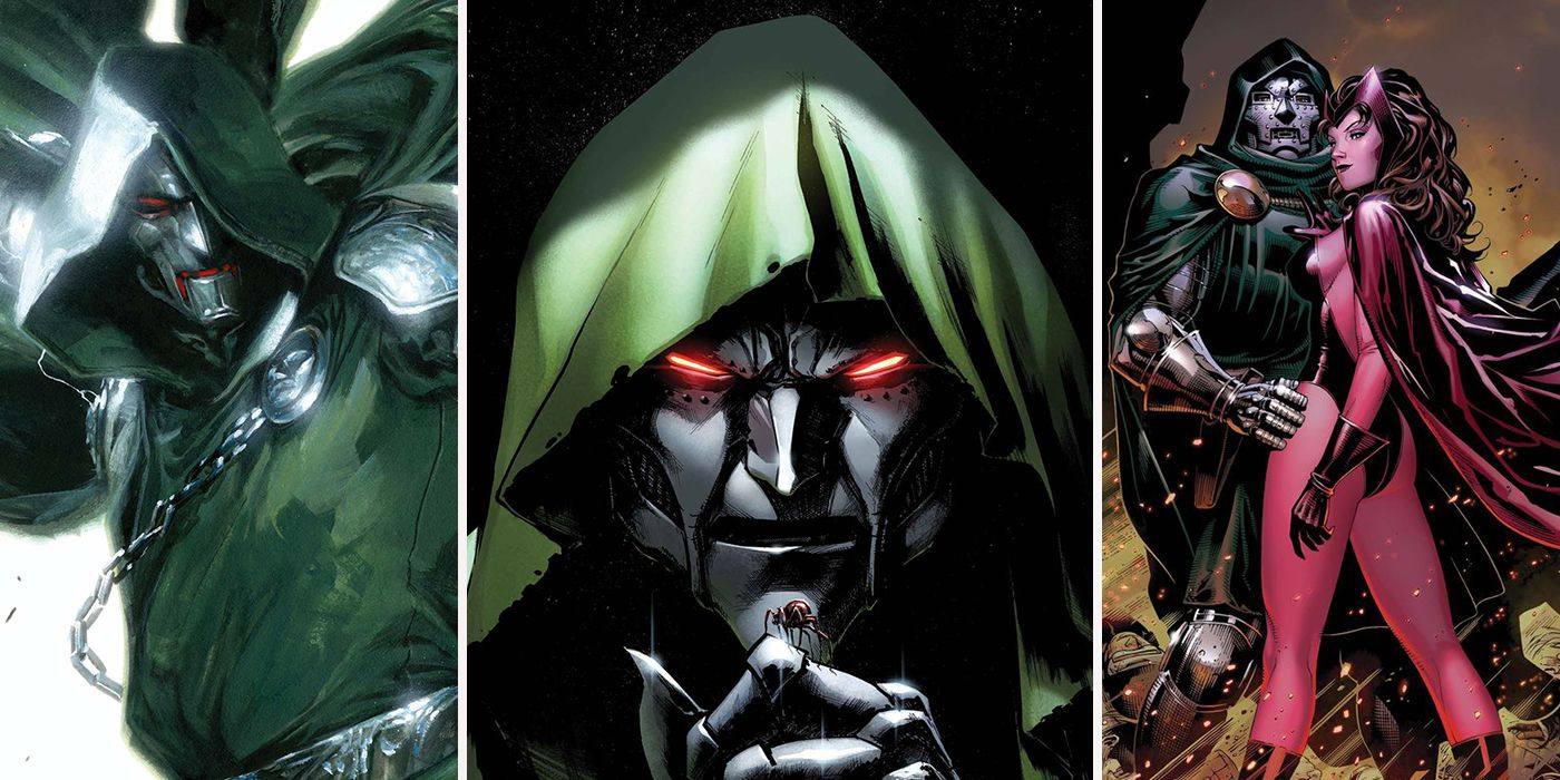 6aca260d6c9 16 Things You Never Knew About Doctor Doom | CBR