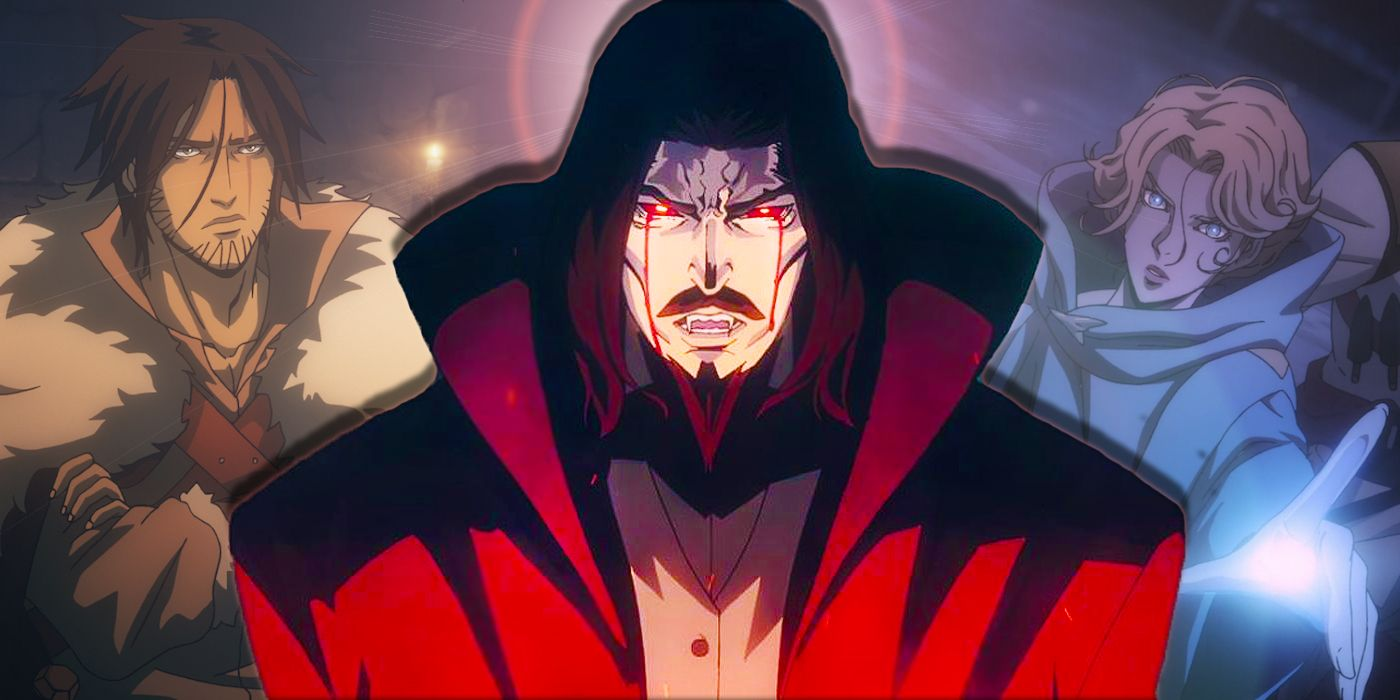 Castlevania 8 Things That Worked And 7 That Didn T On Netflix