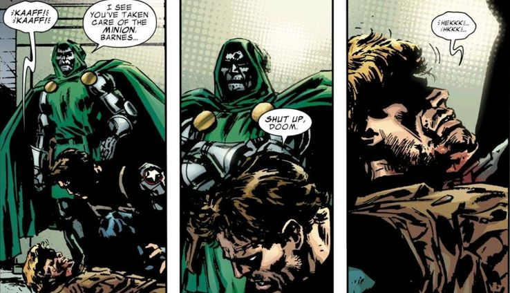 16 Things You Never Knew About Doctor Doom | CBR