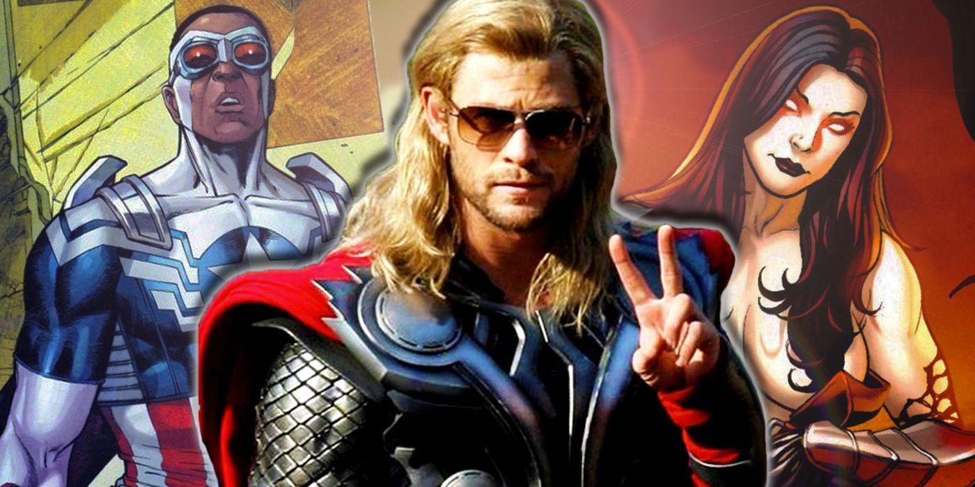 Thor sex stories