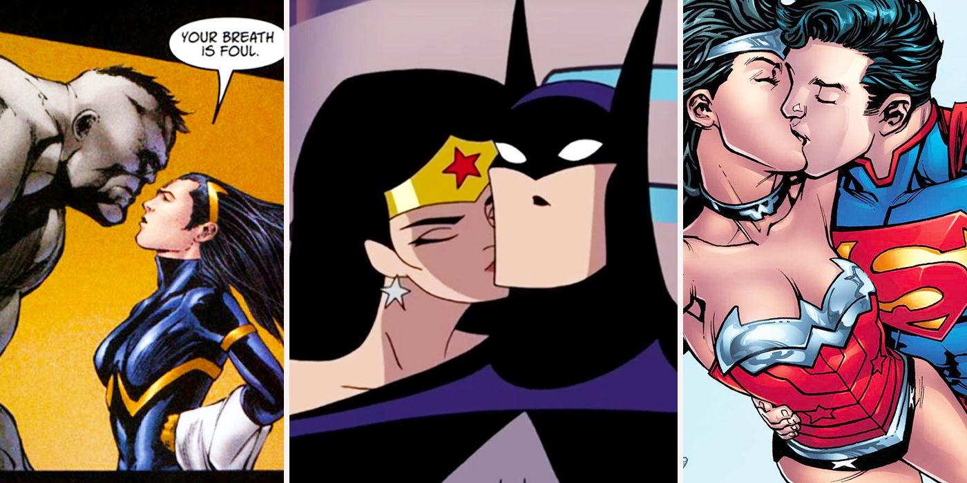 You tell Wonder women having sex consider