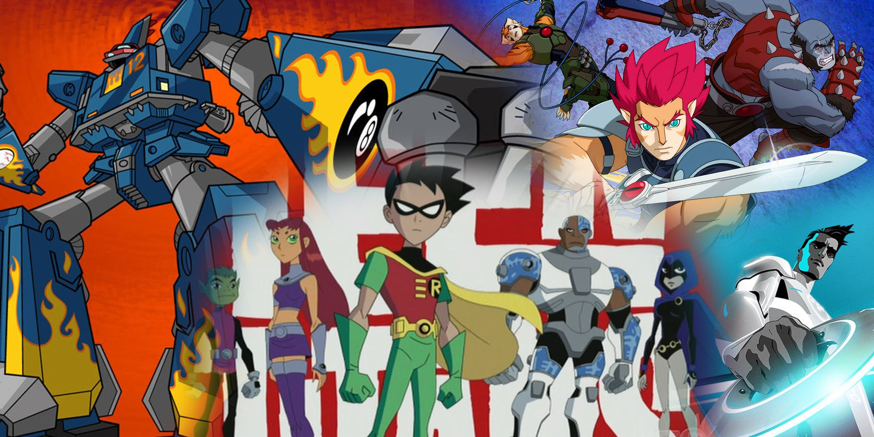8 Action Cartoons We Want Back And 7 That Need To Stay Dead