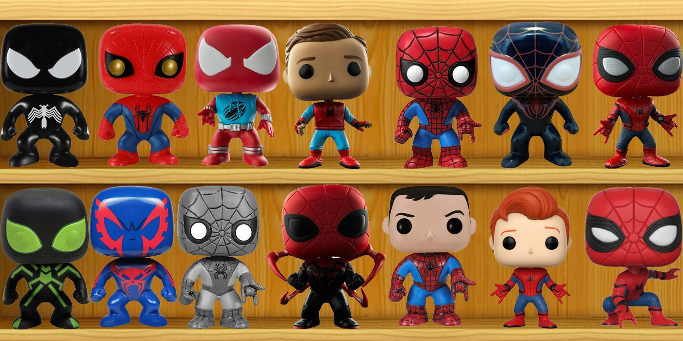 e5df4f77fe5 15 Most Amazing Spider-Man Funko Pop! Figures Every Collector Must Have