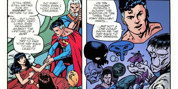 beautiful dreamer generation 3 10 - Ranking de los 10 amores más grandes de Superman
