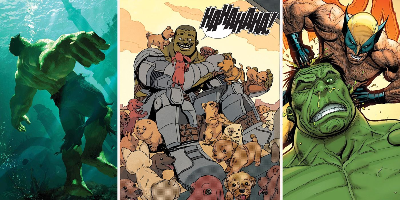 Hulk Weaknesses You Never Knew | CBR