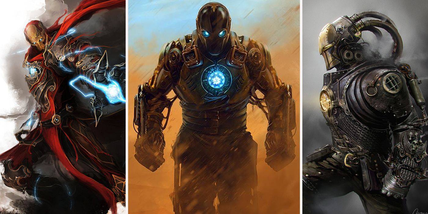 Fan Designed Iron Man Armor Cbr