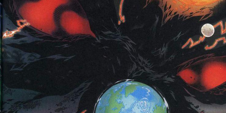 mageddon - Veinte armas DC que podrían herir o matar a Superman