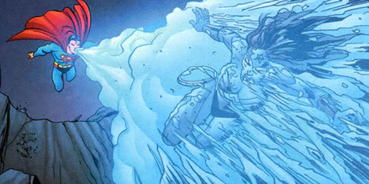 superman breath - La clasificación definitiva de todos los poderes de Superman