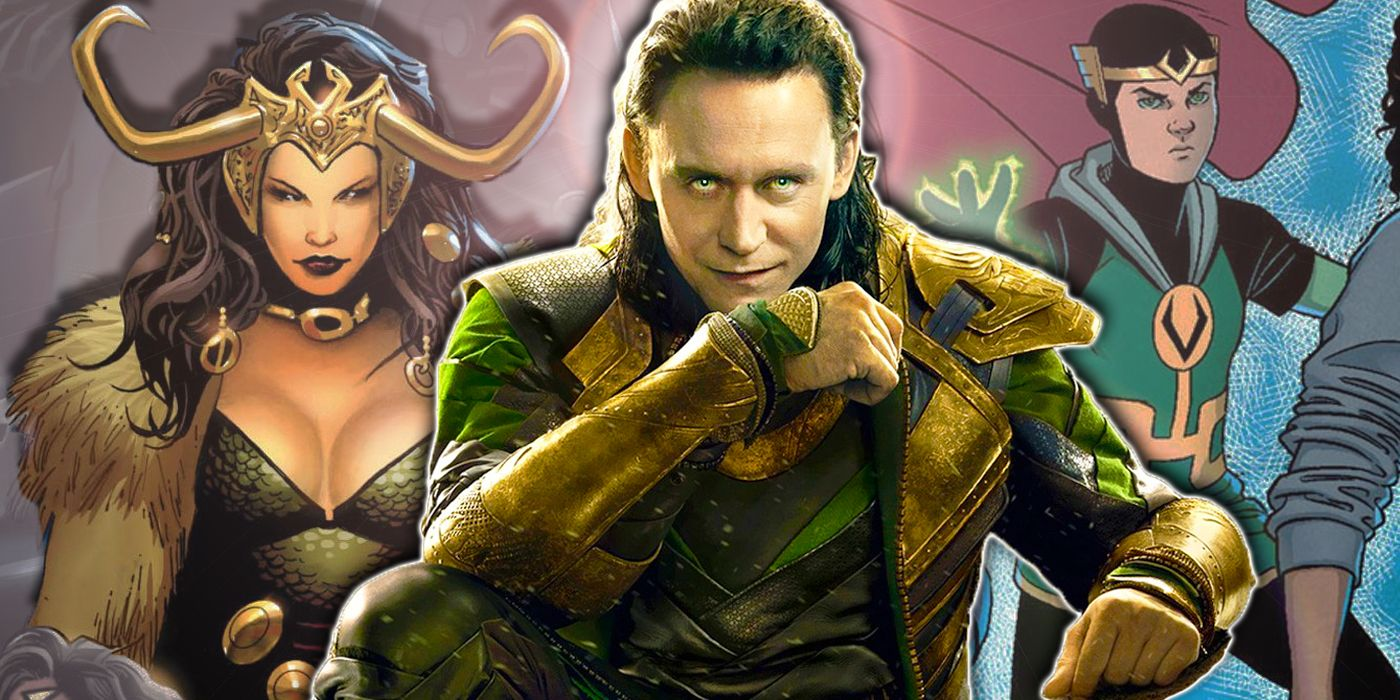 Loki: The Difference Between the Marvel Villain's Three Forms, Explained