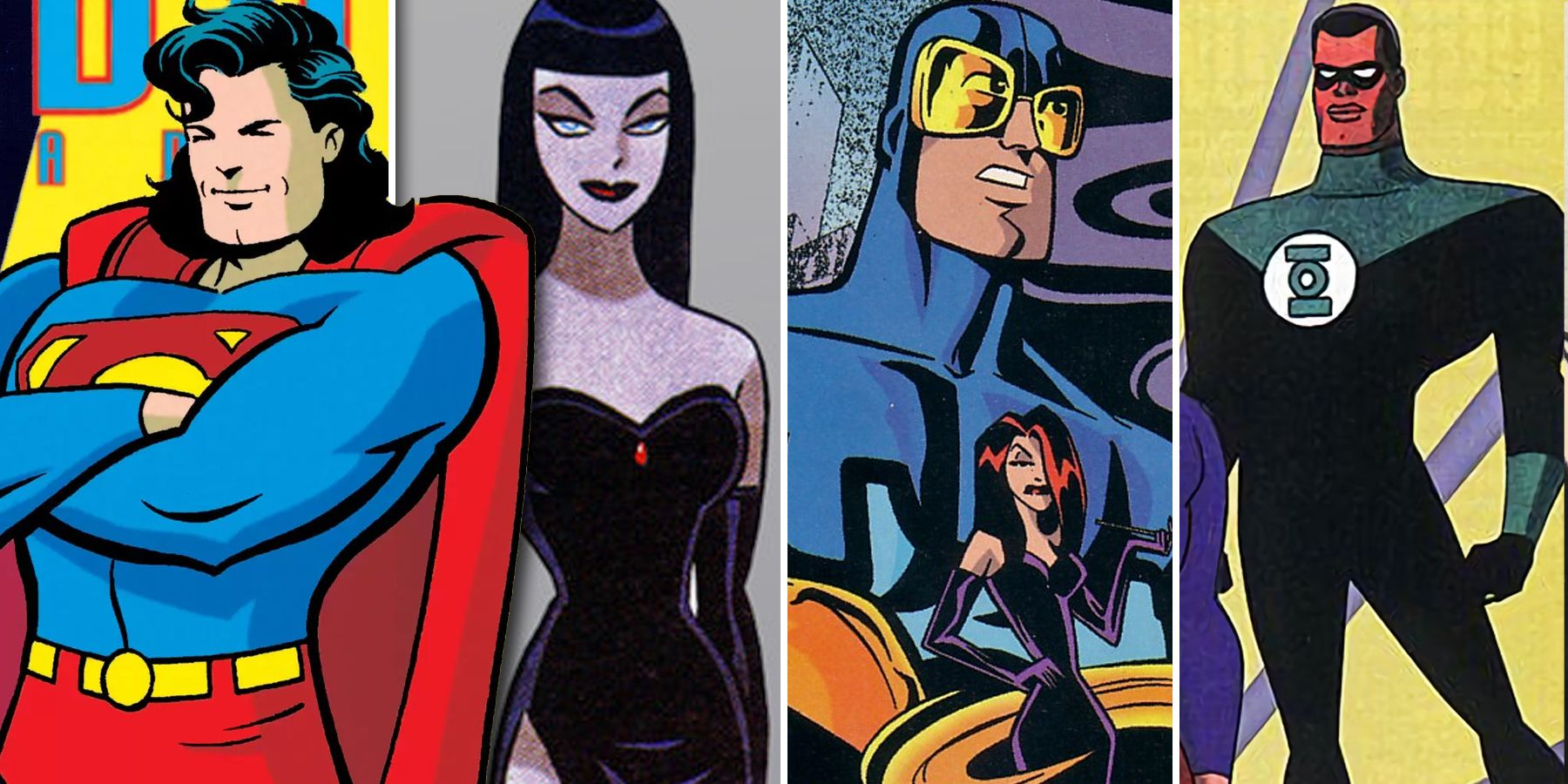 Almost Got Em  20 DC Cartoon Designs You Never Saw On TV  2d906b621f3d
