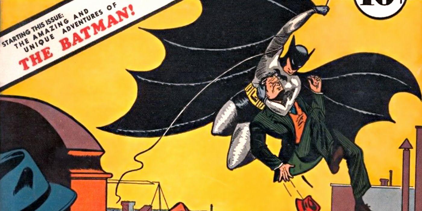 Alex Ross' Detective Comics #1000 Variant Reimagines Batman's Debut