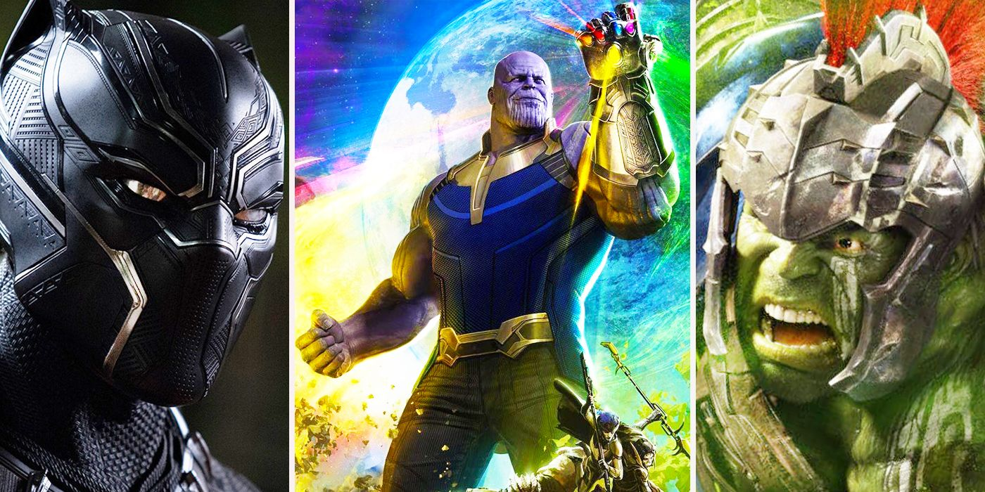 Strongest And Weakest Characters In Avengers Infinity War | CBR